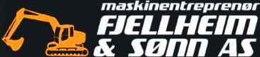 Maskinentreprenør Fjellheim & Sønn